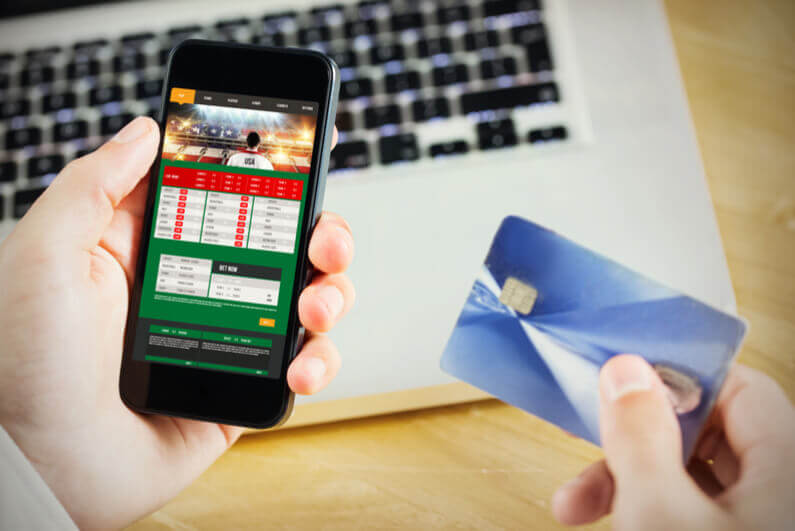 sports betting with mastercard