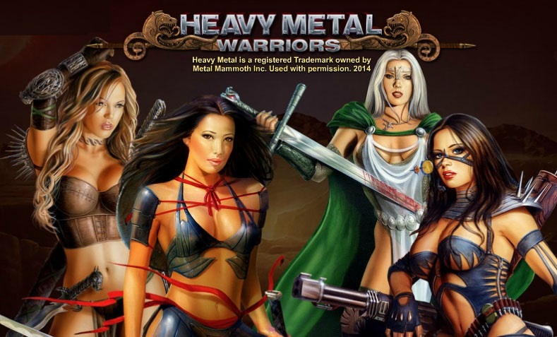 Heavy Metal Warriors Slot Review & Guide Online