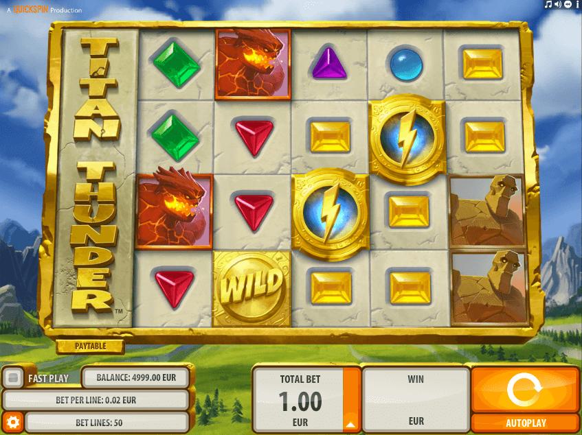 Spiele Titan Thunder - Video Slots Online